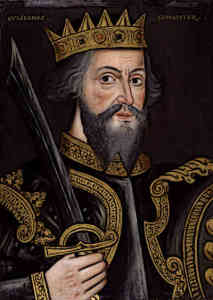 King William The Conqueror Portrait
