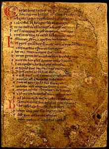 Medieval Songs Song of Rowland