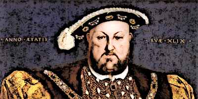 Portrait of King Henry VIII