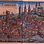 Medieval German City of Nuremberg