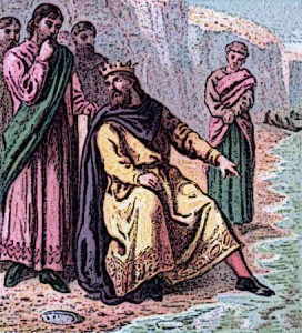King Canute the Great