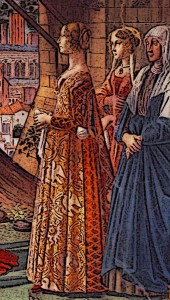 Medieval Fashion in the 14th Century